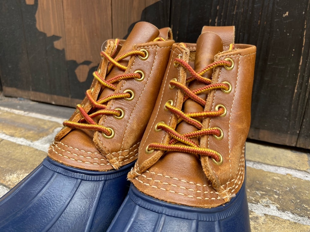 マグネッツ神戸店 9/16(水)Boots入荷! #3 L.L.Bean Maine Hunting Boots!!!_c0078587_16191192.jpg