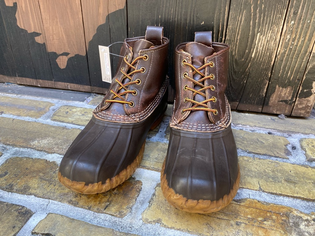 マグネッツ神戸店 9/16(水)Boots入荷! #3 L.L.Bean Maine Hunting Boots!!!_c0078587_16210954.jpg