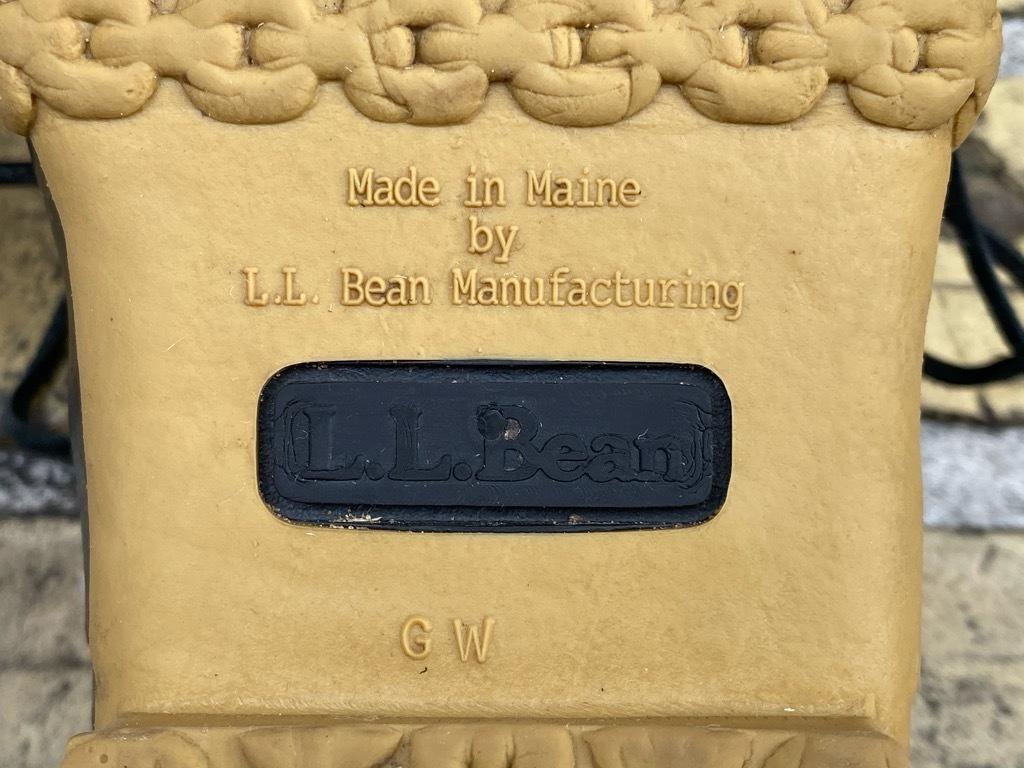 マグネッツ神戸店 9/16(水)Boots入荷! #3 L.L.Bean Maine Hunting Boots!!!_c0078587_16283423.jpg