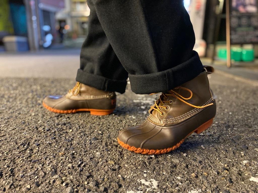マグネッツ神戸店 9/16(水)Boots入荷! #3 L.L.Bean Maine Hunting Boots!!!_c0078587_20243602.jpg