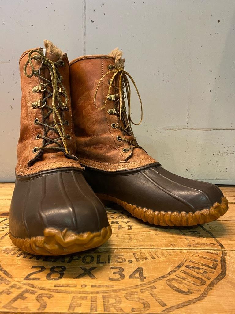 9月16日(水)マグネッツ大阪店Boots入荷日!! #1 L.L.Bean編!!MAINE HUNTING SHOE!!_c0078587_22165196.jpg