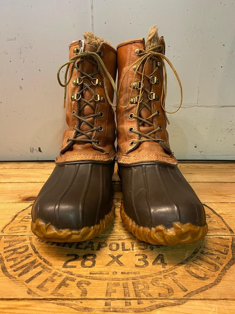 9月16日(水)マグネッツ大阪店Boots入荷日!! #1 L.L.Bean編!!MAINE HUNTING SHOE!!_c0078587_22170455.jpg