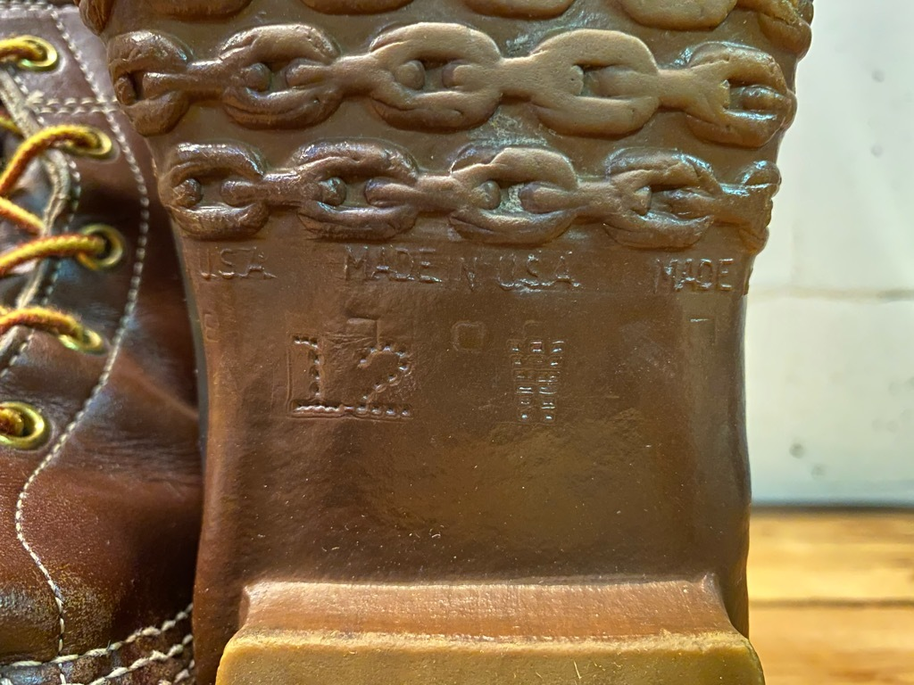 9月16日(水)マグネッツ大阪店Boots入荷日!! #1 L.L.Bean編!!MAINE HUNTING SHOE!!_c0078587_22201284.jpg
