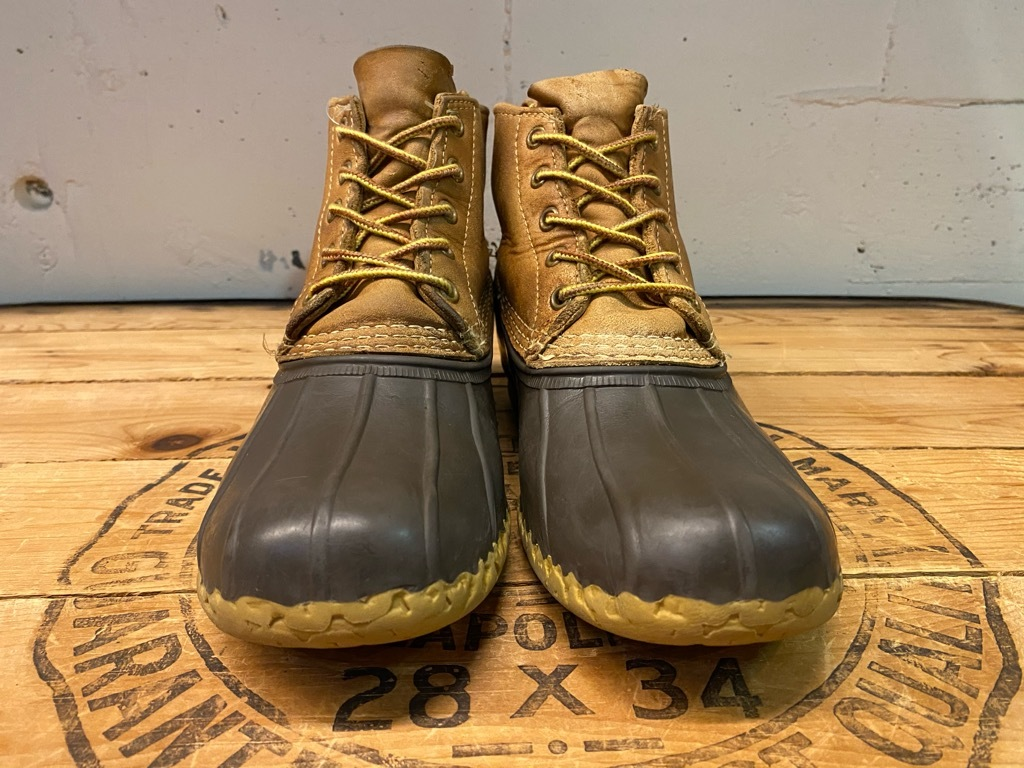 9月16日(水)マグネッツ大阪店Boots入荷日!! #1 L.L.Bean編!!MAINE HUNTING SHOE!!_c0078587_22240257.jpg