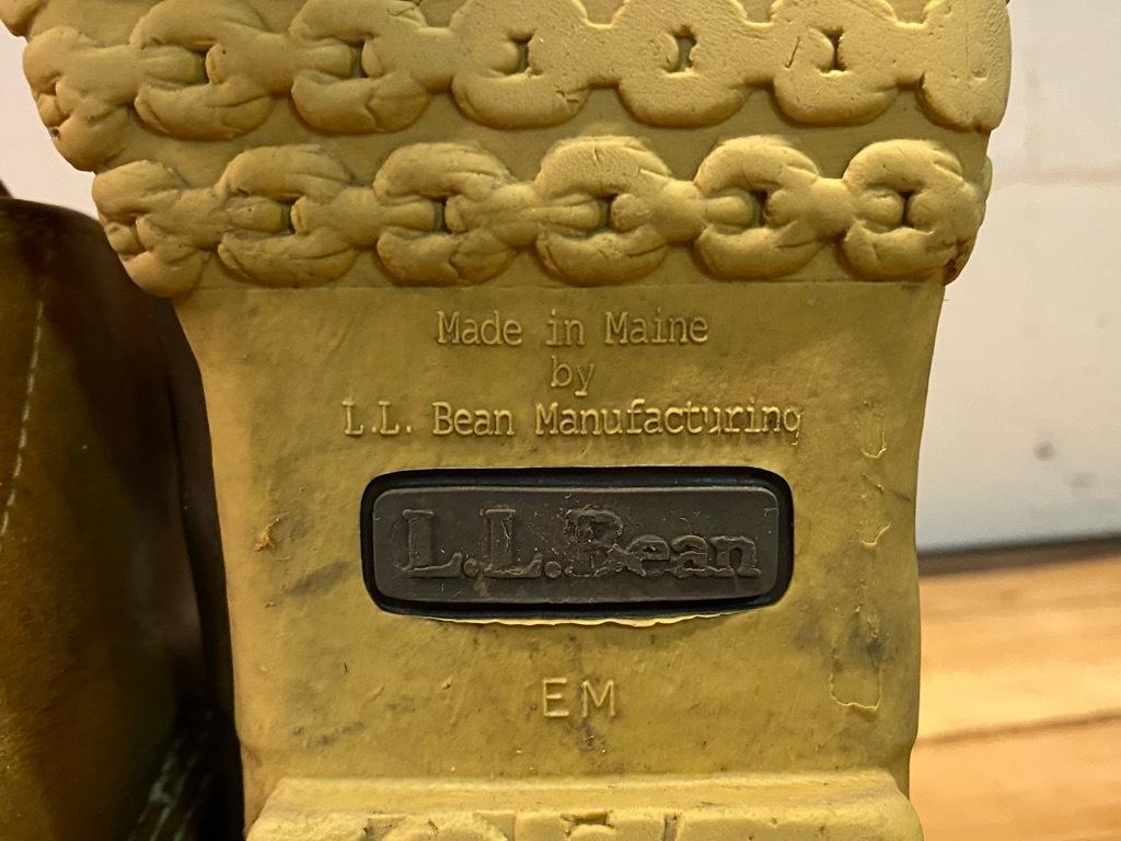 9月16日(水)マグネッツ大阪店Boots入荷日!! #1 L.L.Bean編!!MAINE HUNTING SHOE!!_c0078587_22240837.jpg