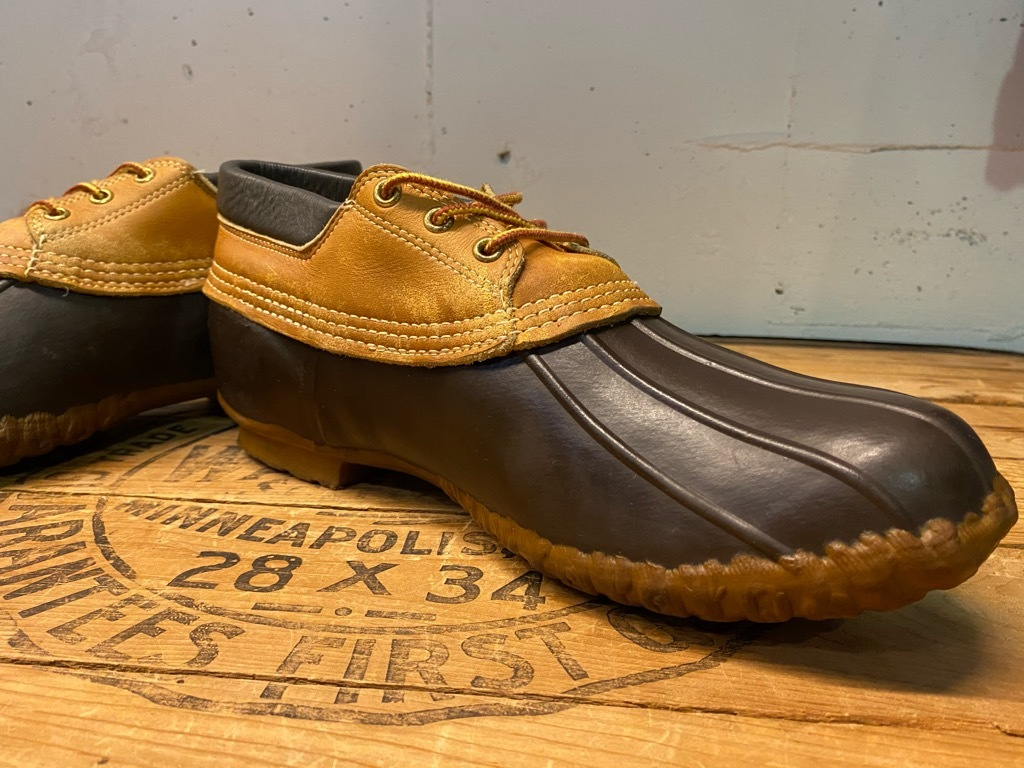9月16日(水)マグネッツ大阪店Boots入荷日!! #1 L.L.Bean編!!MAINE HUNTING SHOE!!_c0078587_22281698.jpg
