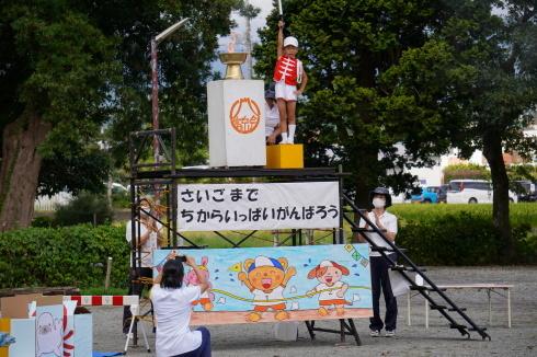 9/14 富岳南・キッズセンター運動会_e0185893_07245019.jpg