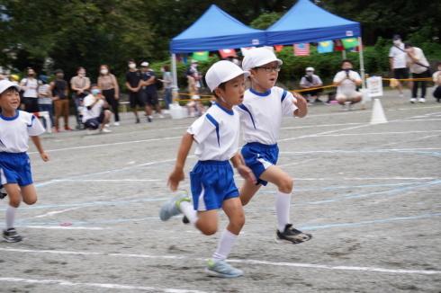 9/14 富岳南・キッズセンター運動会_e0185893_07255425.jpg