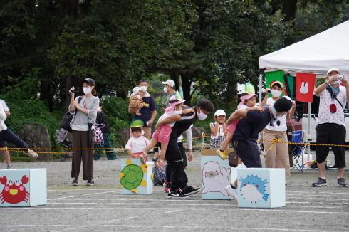 9/14 富岳南・キッズセンター運動会_e0185893_07261242.jpg