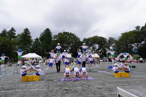 9/14 富岳南・キッズセンター運動会_e0185893_07272259.jpg