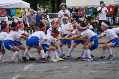 9/14 富岳南・キッズセンター運動会_e0185893_07283905.jpg