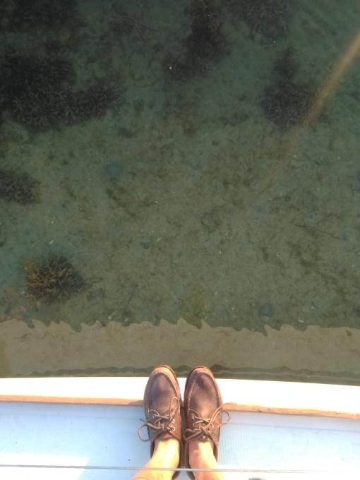 九月の海水浴  la baignade en septembre_e0206902_16063811.jpg