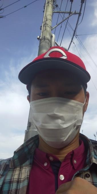 本日も誰もしないアベノマスクよりコンビニのマスクで介護現場出勤です!_e0094315_08280231.jpg
