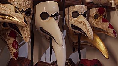 仮面/マスク/ペスト医師、あるいは『唯物的社会距離』        NY備忘録・2020年5月–9月 『汝、殺す勿れ』_b0216318_06145106.jpg
