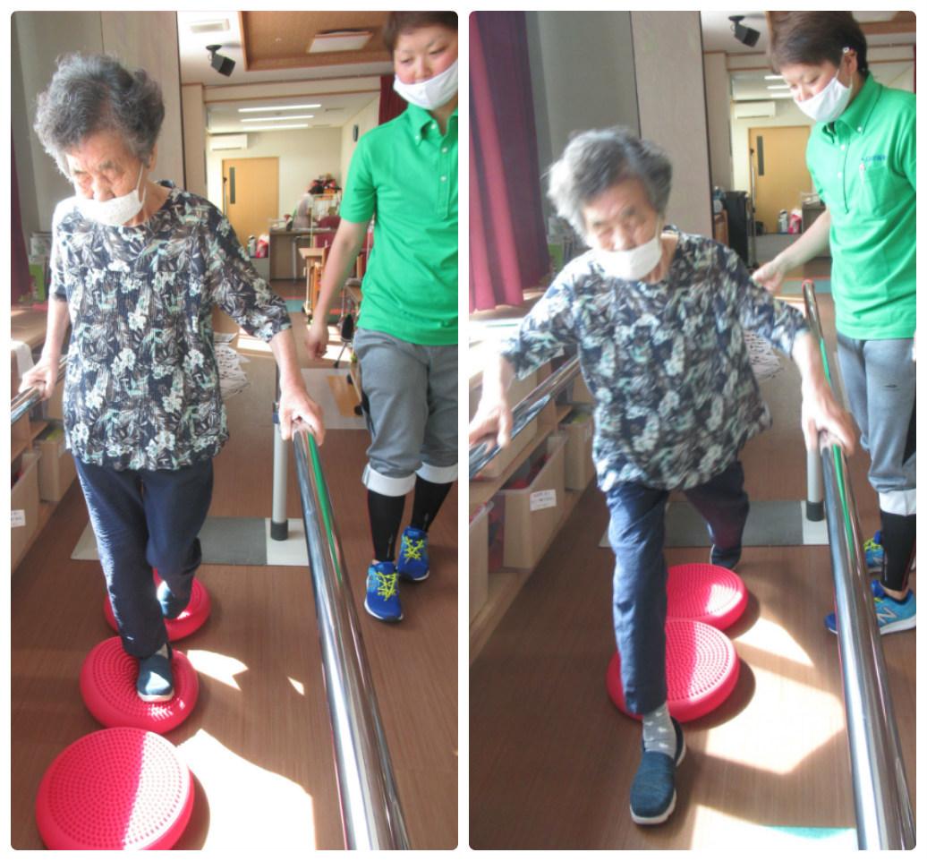 介護の仕事~いつまでも自分の足で歩くために ①~_d0170019_15312405.jpg