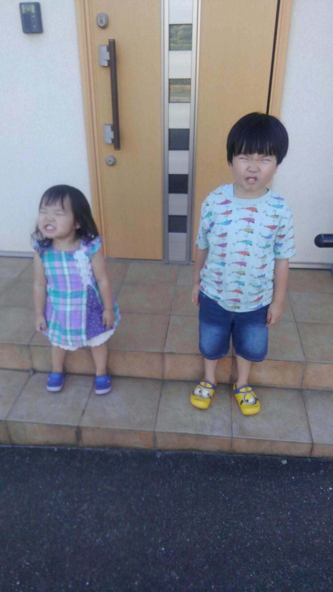 子供の笑顔(^^)d_e0184224_08174339.jpg