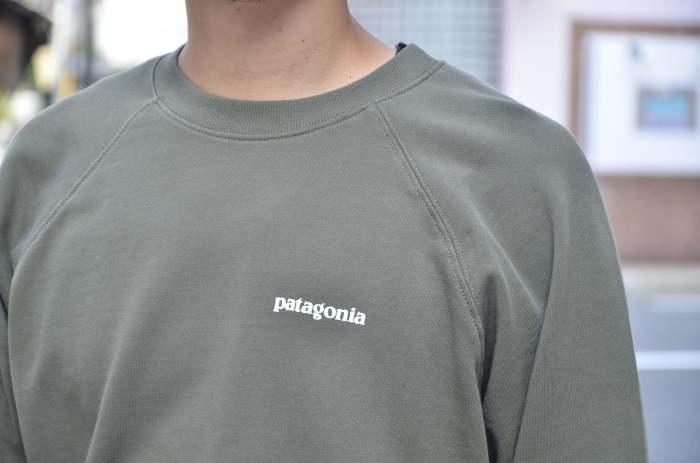 PATAGONIA P-6 Logo Organic Crew Sweatshirt_c0167336_15130543.jpg