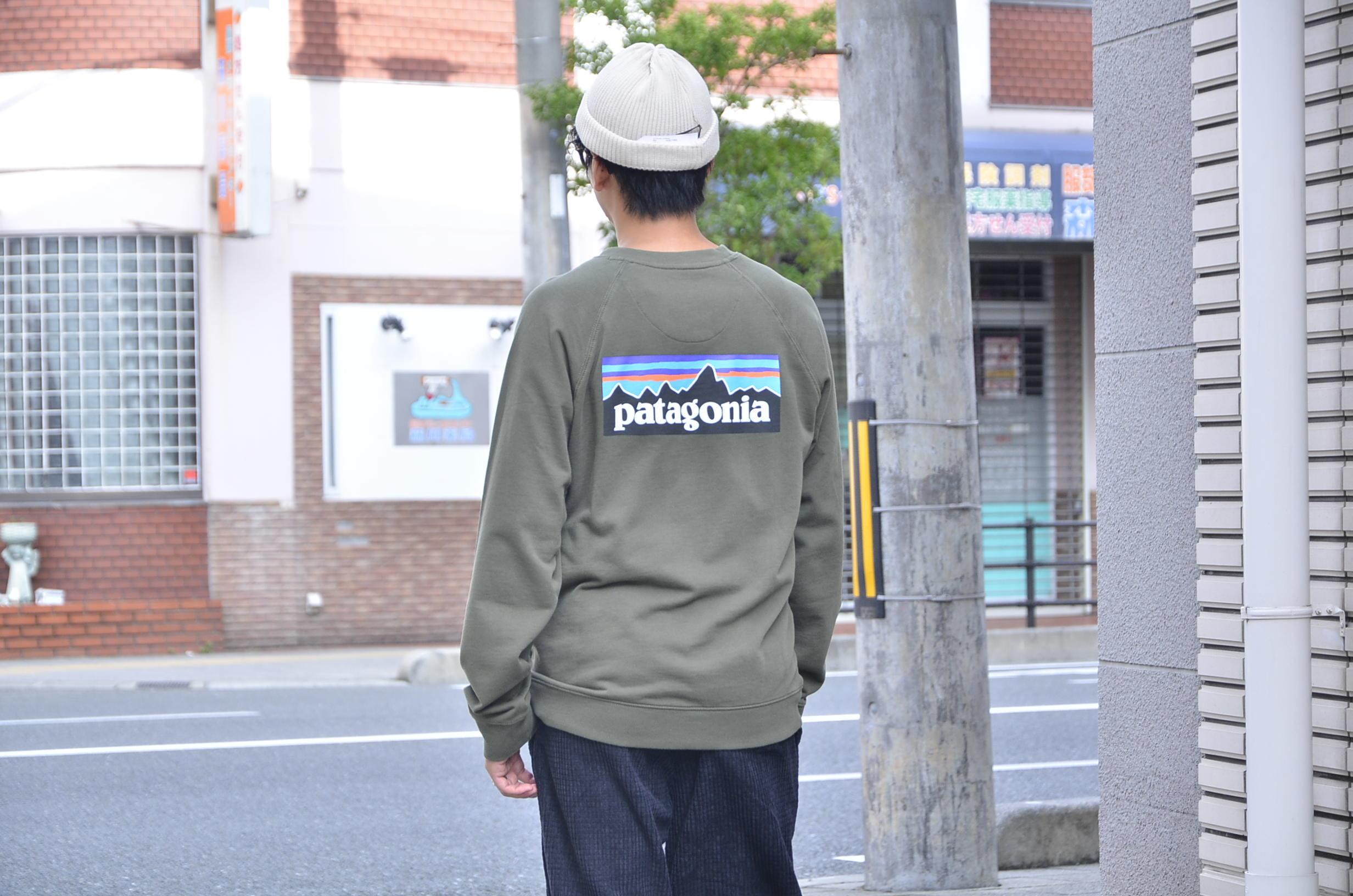 PATAGONIA P-6 Logo Organic Crew Sweatshirt_c0167336_15130682.jpg