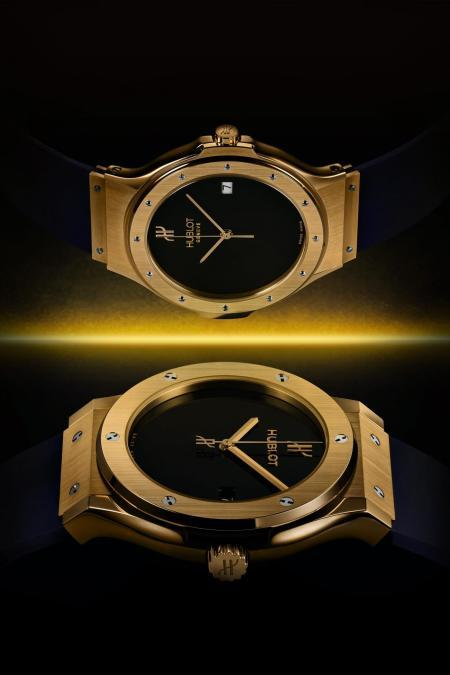 hublot : 40 years since 1980 Classic Original!_f0057849_15575666.jpg