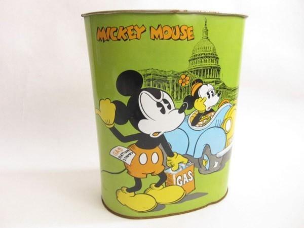 ミッキーマウス ダストボックス・ネイティブ柄ウールタペストリー_e0337274_13451491.jpg