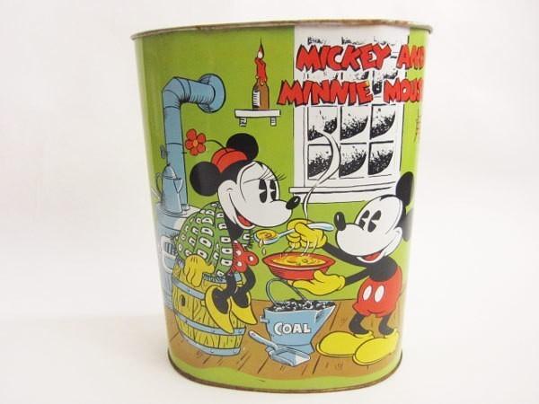 ミッキーマウス ダストボックス・ネイティブ柄ウールタペストリー_e0337274_13451515.jpg