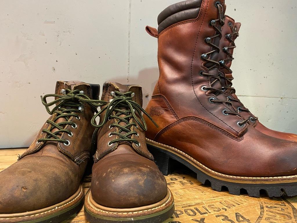 9月16日(水)マグネッツ大阪店Boots入荷日!! #2 MIX編!!RedWing,HERMAN SURVIVORS,Thorogood,Breather&FRYE!!_c0078587_00314950.jpg