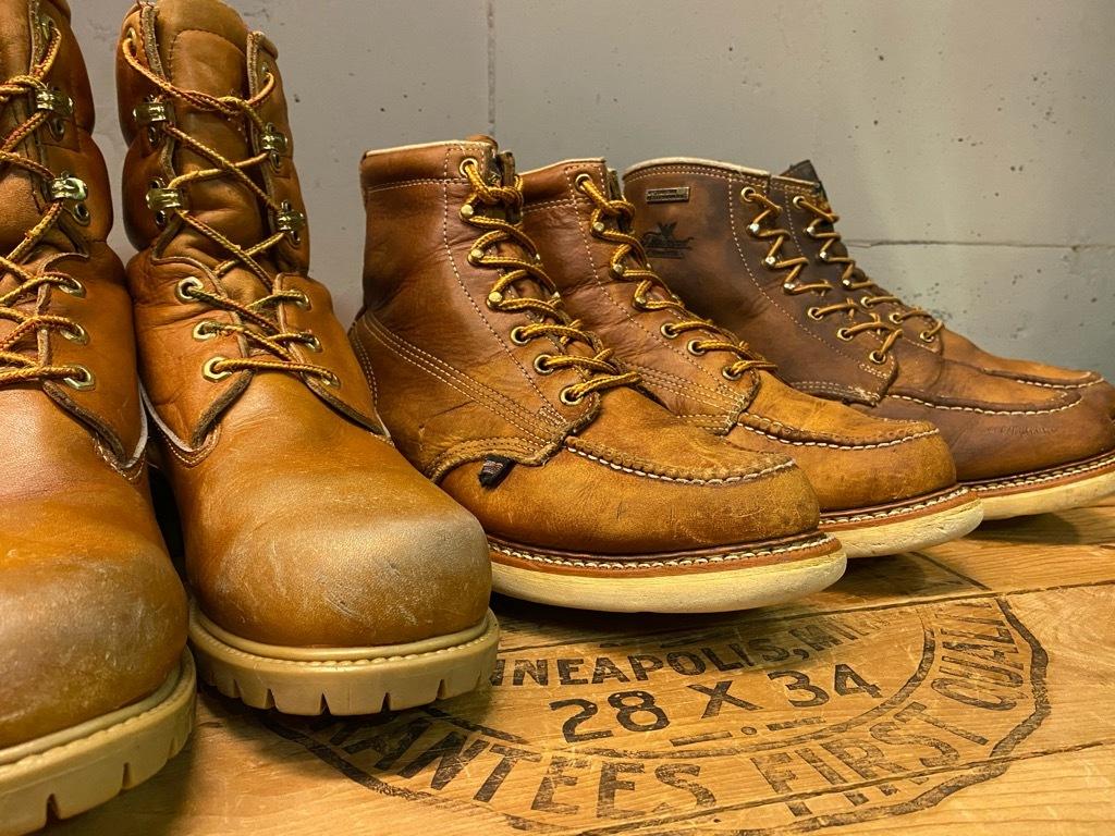 9月16日(水)マグネッツ大阪店Boots入荷日!! #2 MIX編!!RedWing,HERMAN SURVIVORS,Thorogood,Breather&FRYE!!_c0078587_00394229.jpg