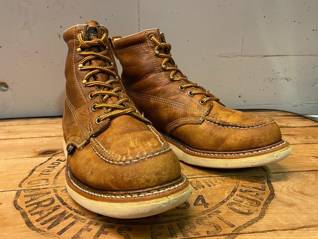 9月16日(水)マグネッツ大阪店Boots入荷日!! #2 MIX編!!RedWing,HERMAN SURVIVORS,Thorogood,Breather&FRYE!!_c0078587_00420843.jpg