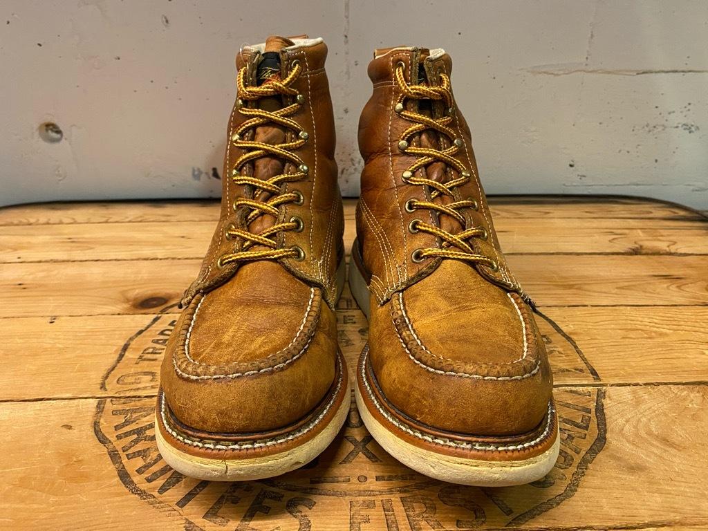 9月16日(水)マグネッツ大阪店Boots入荷日!! #2 MIX編!!RedWing,HERMAN SURVIVORS,Thorogood,Breather&FRYE!!_c0078587_00420912.jpg