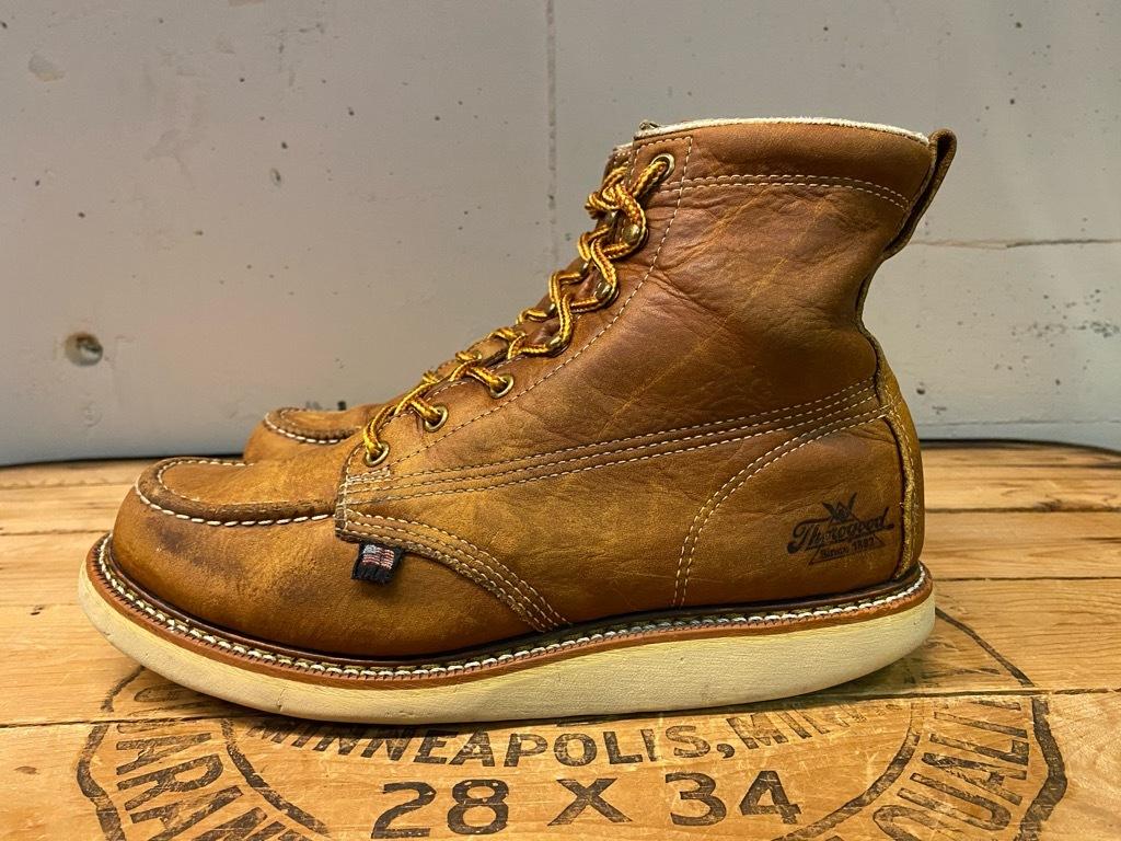 9月16日(水)マグネッツ大阪店Boots入荷日!! #2 MIX編!!RedWing,HERMAN SURVIVORS,Thorogood,Breather&FRYE!!_c0078587_00421296.jpg