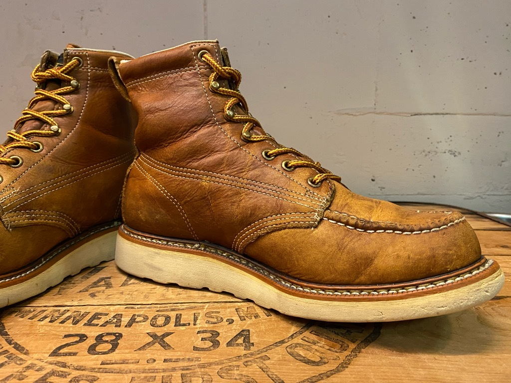 9月16日(水)マグネッツ大阪店Boots入荷日!! #2 MIX編!!RedWing,HERMAN SURVIVORS,Thorogood,Breather&FRYE!!_c0078587_00421795.jpg