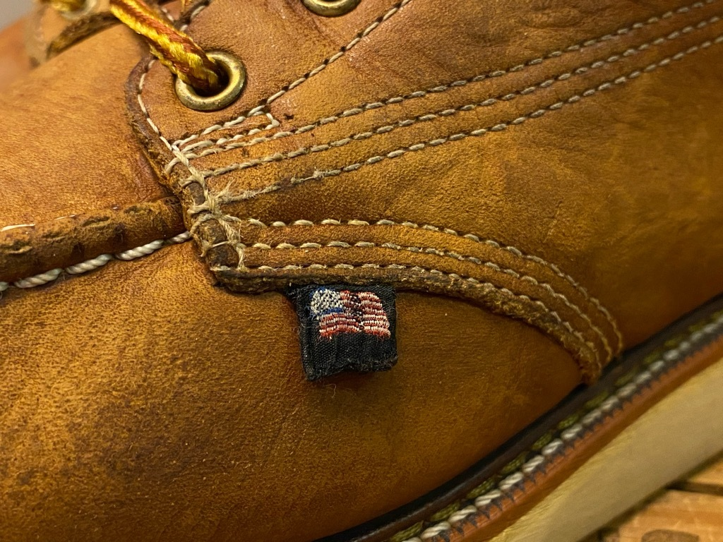 9月16日(水)マグネッツ大阪店Boots入荷日!! #2 MIX編!!RedWing,HERMAN SURVIVORS,Thorogood,Breather&FRYE!!_c0078587_00421885.jpg