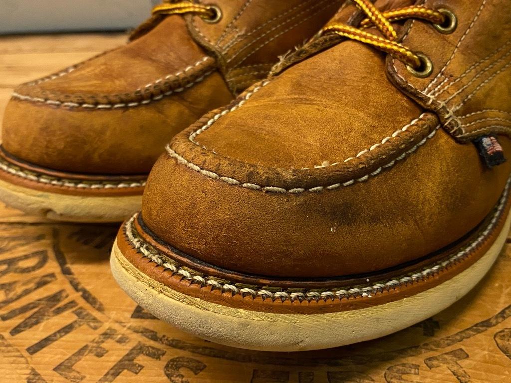 9月16日(水)マグネッツ大阪店Boots入荷日!! #2 MIX編!!RedWing,HERMAN SURVIVORS,Thorogood,Breather&FRYE!!_c0078587_00422115.jpg