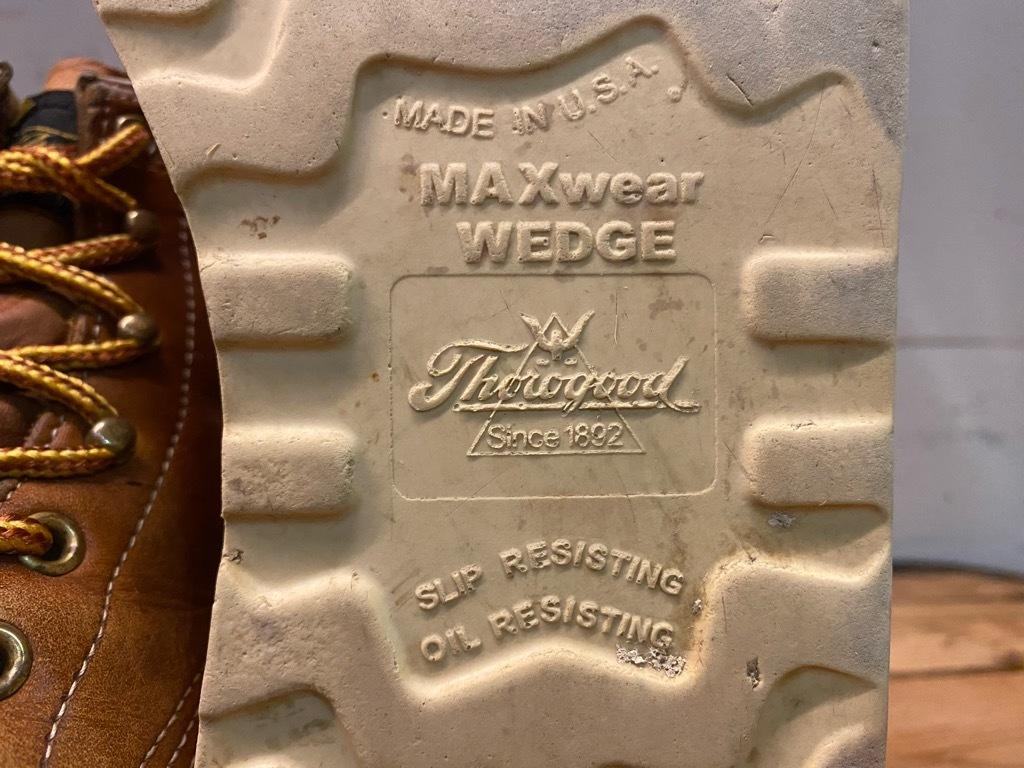 9月16日(水)マグネッツ大阪店Boots入荷日!! #2 MIX編!!RedWing,HERMAN SURVIVORS,Thorogood,Breather&FRYE!!_c0078587_00422707.jpg