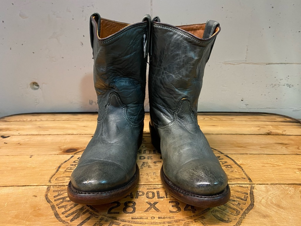 9月16日(水)マグネッツ大阪店Boots入荷日!! #2 MIX編!!RedWing,HERMAN SURVIVORS,Thorogood,Breather&FRYE!!_c0078587_00452729.jpg