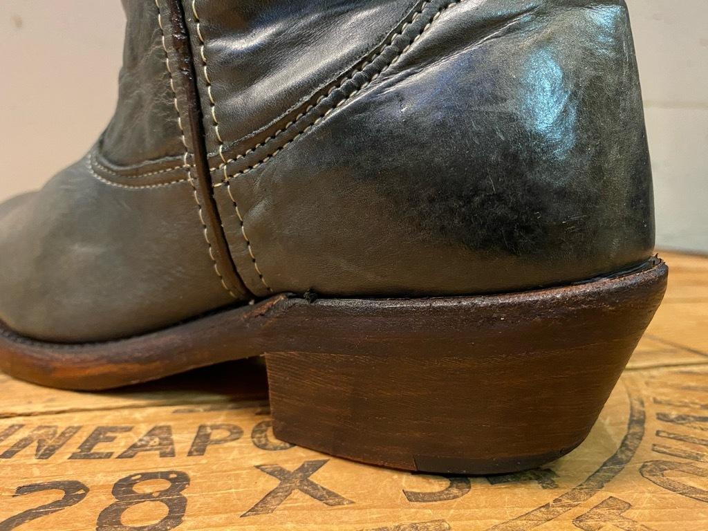 9月16日(水)マグネッツ大阪店Boots入荷日!! #2 MIX編!!RedWing,HERMAN SURVIVORS,Thorogood,Breather&FRYE!!_c0078587_00453636.jpg