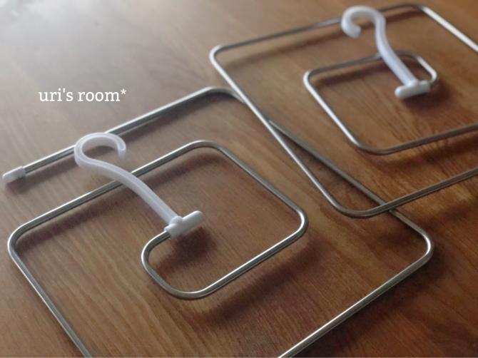 マンションの狭いベランダ、洗濯物干し事情。アイディア商品で一気に解決!!_a0341288_18113118.jpg
