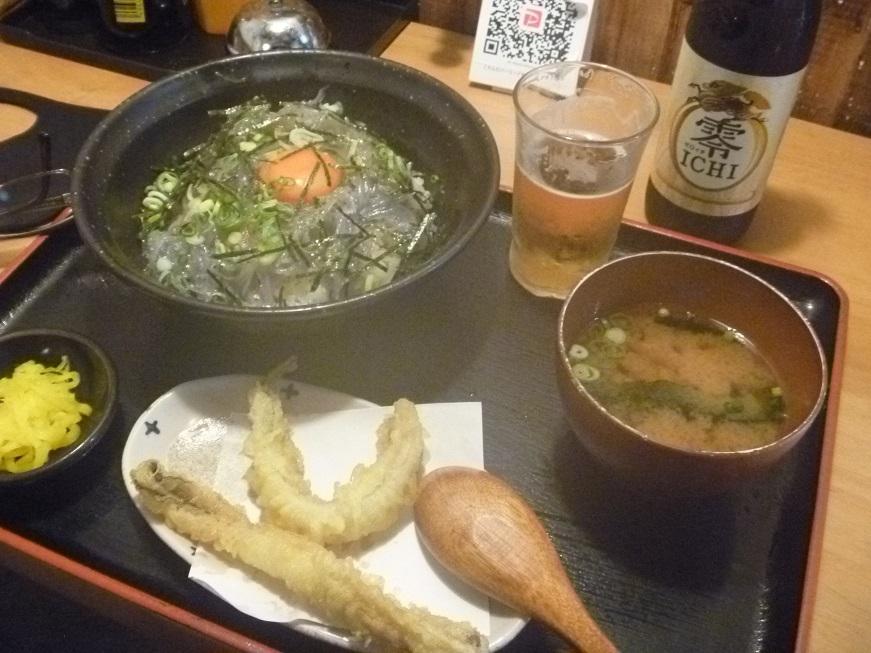 【ごちそうツーリング】岸和田港で生しらす丼、食べました_c0115197_10215918.jpg