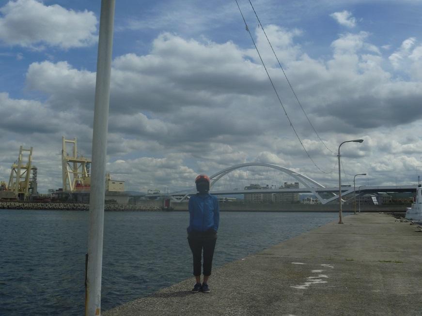 【ごちそうツーリング】岸和田港で生しらす丼、食べました_c0115197_12033972.jpg