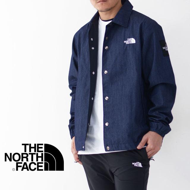 THE NORTH FACE [ザ ノースフェイス正規代理店] GTX Denim Coach Jacket [NP12042] GTXデニムコーチジャケット・ MEN\'S _f0051306_14200695.jpg