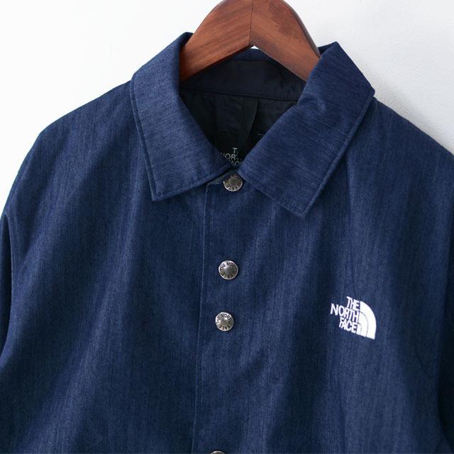 THE NORTH FACE [ザ ノースフェイス正規代理店] GTX Denim Coach Jacket [NP12042] GTXデニムコーチジャケット・ MEN\'S _f0051306_14200702.jpg
