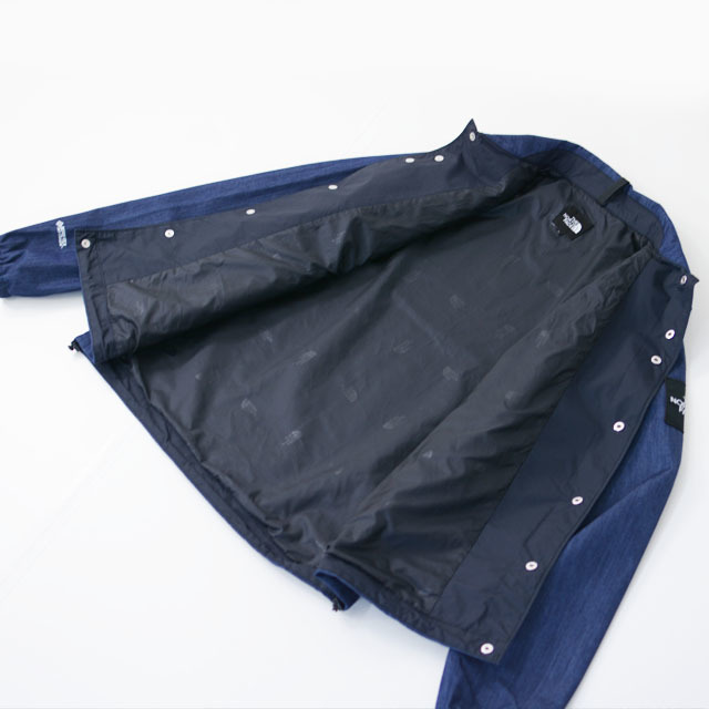 THE NORTH FACE [ザ ノースフェイス正規代理店] GTX Denim Coach Jacket [NP12042] GTXデニムコーチジャケット・ MEN\'S _f0051306_14200782.jpg