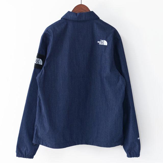 THE NORTH FACE [ザ ノースフェイス正規代理店] GTX Denim Coach Jacket [NP12042] GTXデニムコーチジャケット・ MEN\'S _f0051306_14200798.jpg