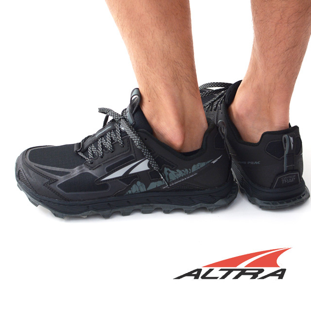 ALTRA [アルトラ] LONE PEAK 4.5 M [Black]/ メンズ ローンピーク4.5 [AL0A4PE50] トレイルラン、 MEN\'S _f0051306_14334467.jpg