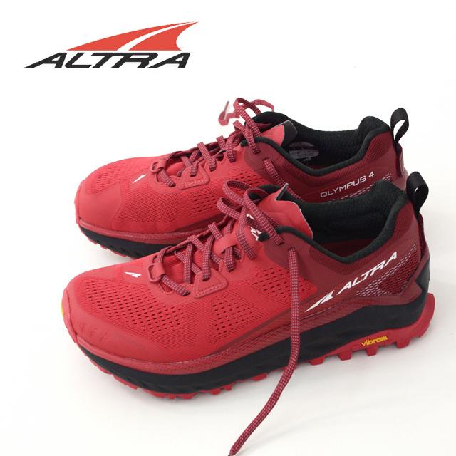 ALTRA [アルトラ] OLYMPUS 4.0 M [Red] メンズ オリンパス 4.0 [AL0A4VQM66] トレイルラン・ MEN\'S _f0051306_14393050.jpg