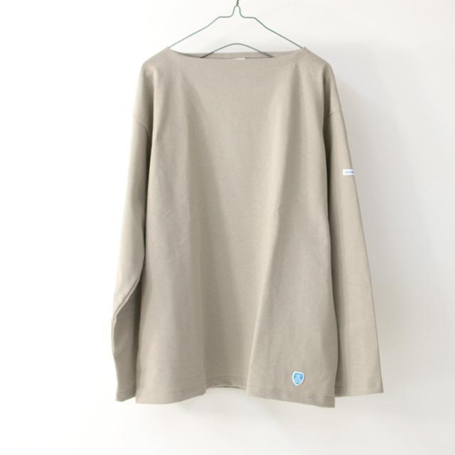 ORCIVAL [オーチバル・オーシバル] VASQUE SOLID BIGGER TEE [B211C] バスクシャツ・カットソー・無地・ MEN'S/LADY\'S _f0051306_15240161.jpg