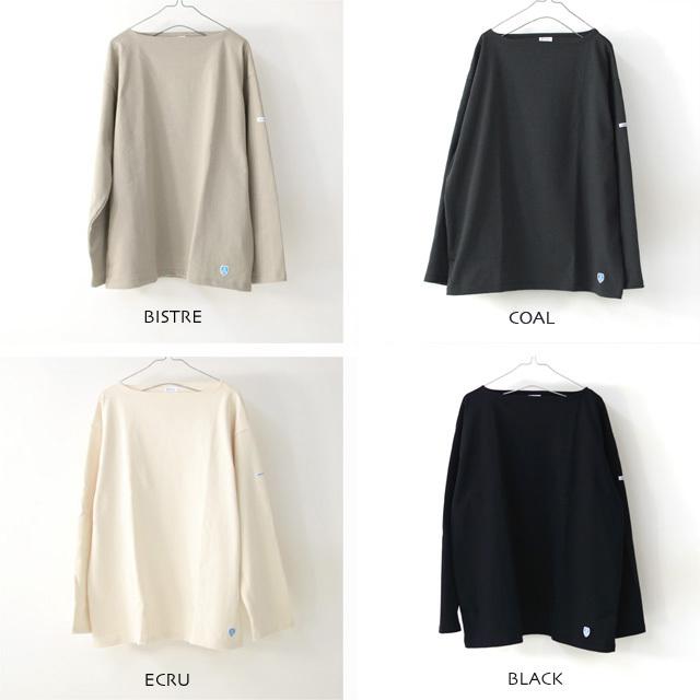ORCIVAL [オーチバル・オーシバル] VASQUE SOLID BIGGER TEE [B211C] バスクシャツ・カットソー・無地・ MEN'S/LADY\'S _f0051306_15240289.jpg