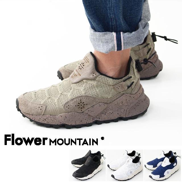 FLOWER MOUNTAIN [フラワーマウンテン] Ws HONEY COMB/ ウーマンズ ハニーコム [FM1001/002/013] レザースニーカー・LADY\'S _f0051306_15564926.jpg