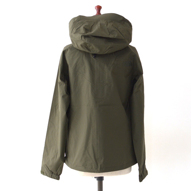 THE NORTH FACE [ザ ノースフェイス正規代理店] W\'s Climb Light Jacket [NPW12003] クライムライトジャケット・LADY\'S _f0051306_16175347.jpg