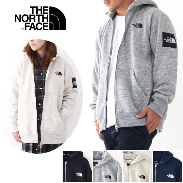 THE NORTH FACE [ザ・ノース・フェイス] Square Logo FullZip [NT62038]フルジップパーカー・アウター MEN\'S/LADY\'S _f0051306_16482752.jpg